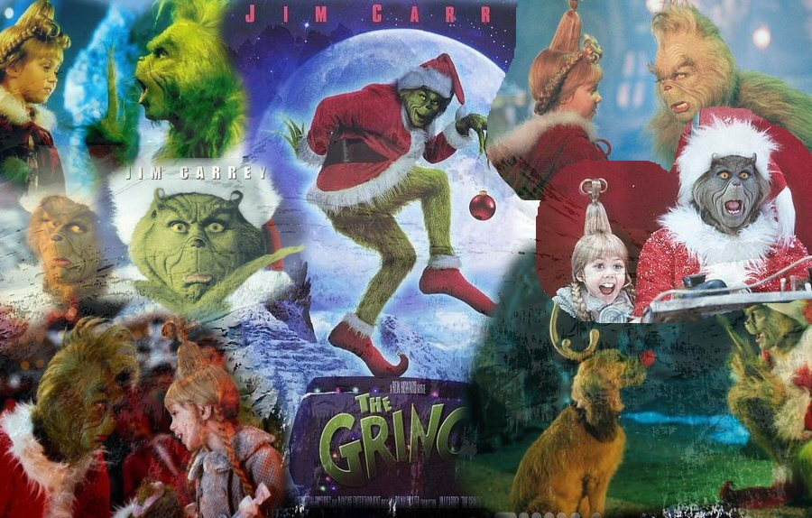 Review: How The Grinch Stole Christmas ( movie ) | Panther Press