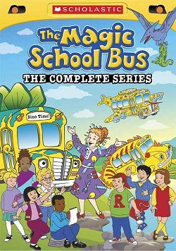 Magic school bus complete book series